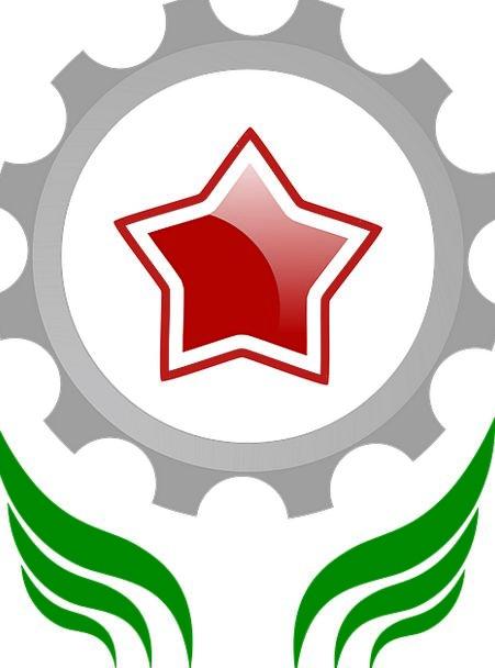 Communism Collectivism Interstellar Cogwheel Cog S