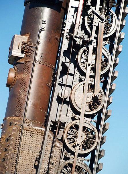 Monument Memorial Buildings Train Architecture Met
