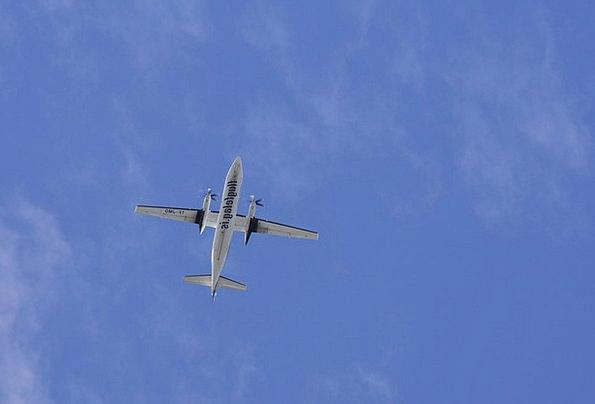 Airplane Aircraft Traffic Aeronautical Transportat