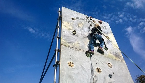 Climbing Wall Hike Artificial Climb Sport Climbing