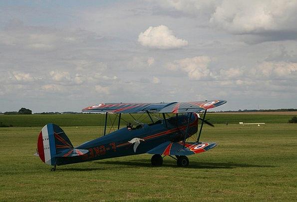Former Aircraft Guynemer First War Squadron Regime