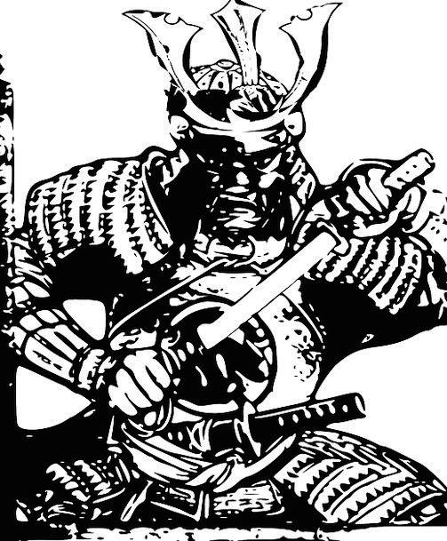 Samurai Soldier Japan Warrior Japanese Ninja Fight