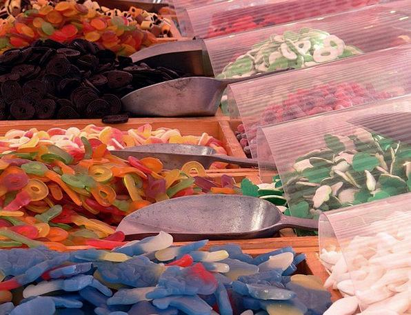 Gummibärchen Bonbon Market Marketplace Candy