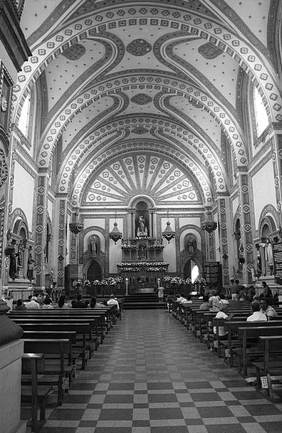 Calvary Ecclesiastical Cuernavaca Church