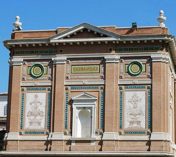 Leonardo Vatican Museums Palazzo Vatican