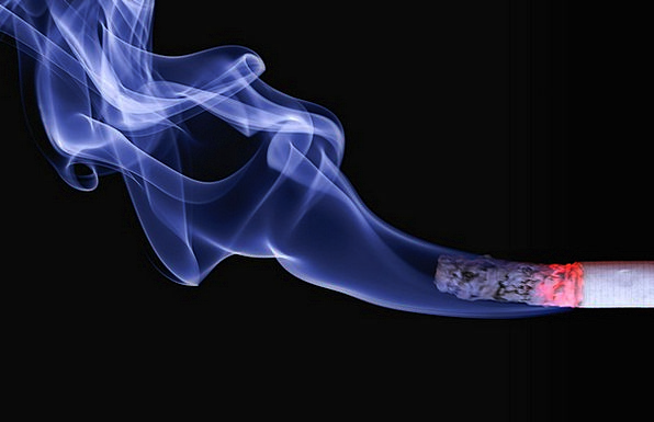 Cigarette Roll-up Burn Embers Cinders Smoke Ash Re