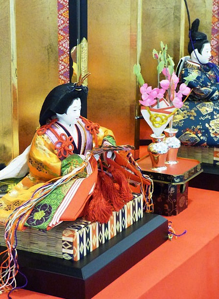 The Figurine Asia East Geisha Japan