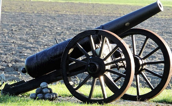 Cannon Monuments Projectiles Places History Past C