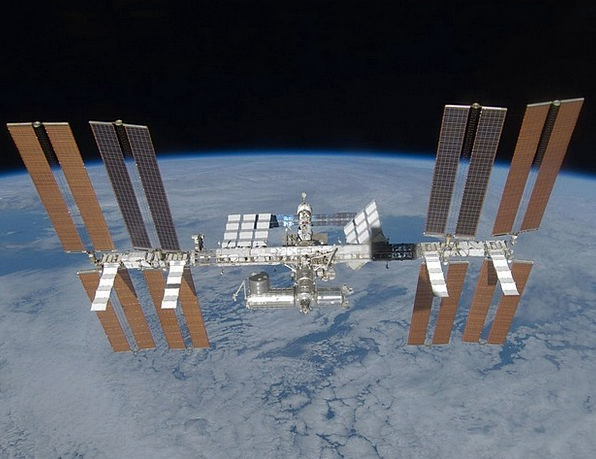 International Space Station Spacecraft Space Inter