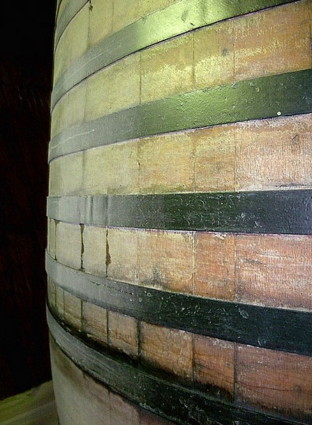 Barrel Tub Wine Mauve Oak Casket Container Beer Co