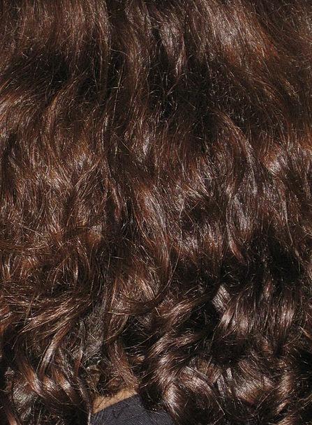 Hair Mane Fashion Dim Beauty Brunette Dark Curly W
