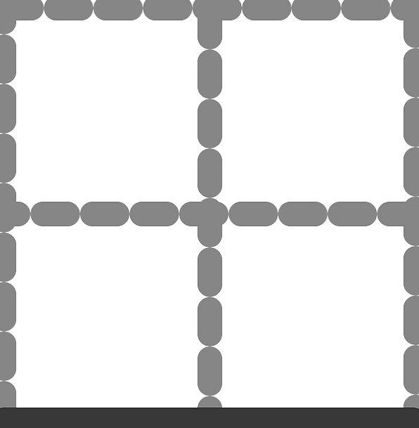 Table Bench Numerical Border Edge Digital Box Bott
