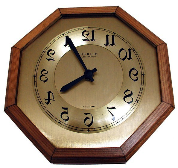 Wall Clock Clock Timepiece Time Of Time Period Poi