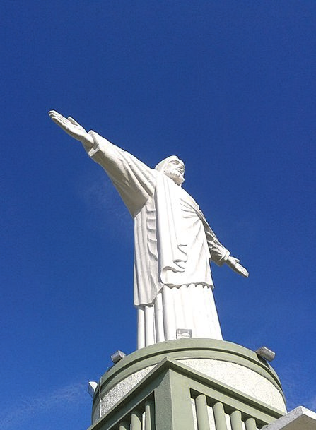 Christ The Redeemer Buildings Architecture Replica