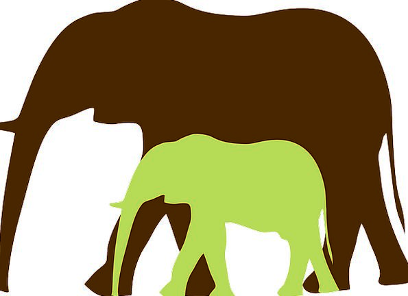 Elephant Monster Oversize Elephant Baby Jumbo Free