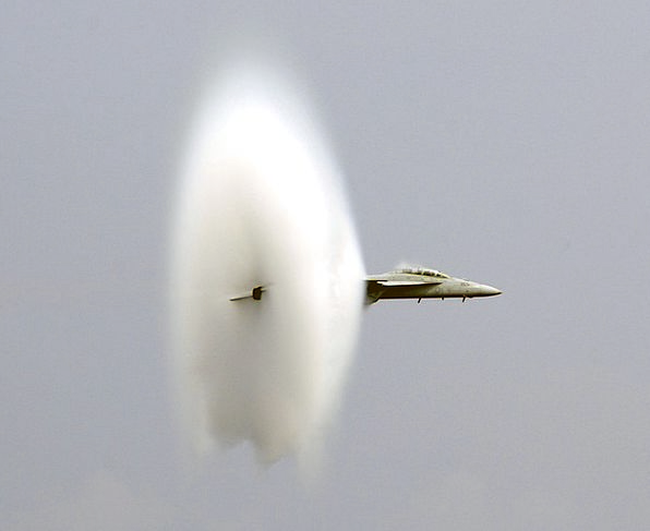 Breaking The Sound Barrier Plane Fighter Combatant