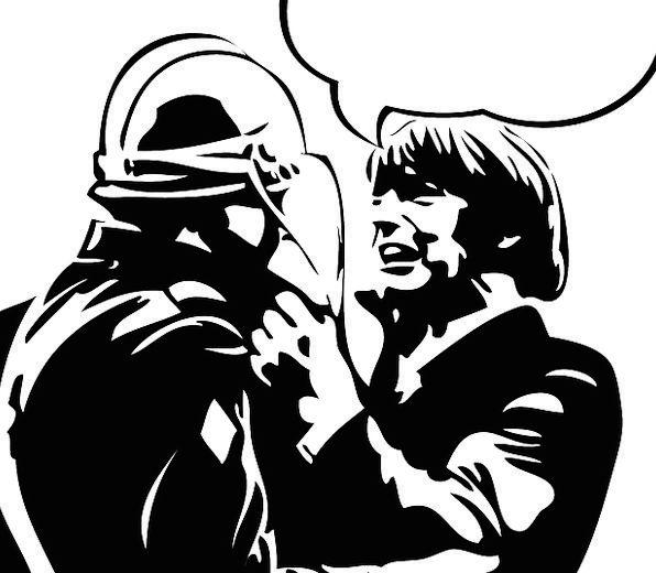 Questioning Interrogative Noncombatant Aggression