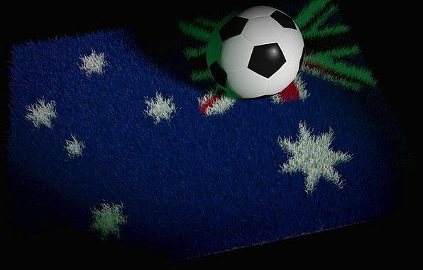 Football Ball Australia World Championship World C