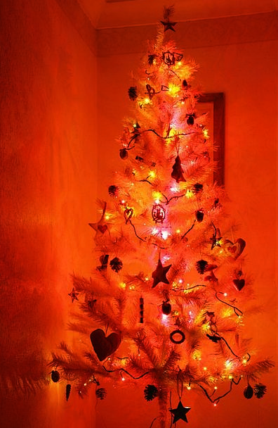 Christmas Hue Decoration Beautification Color Xmas