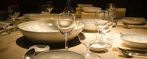 Tableware Flatware Table Cover Cutlery Plate Bowl
