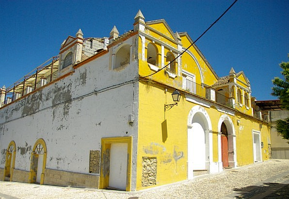 Andalusia Buildings Architecture Old Town Alhama D