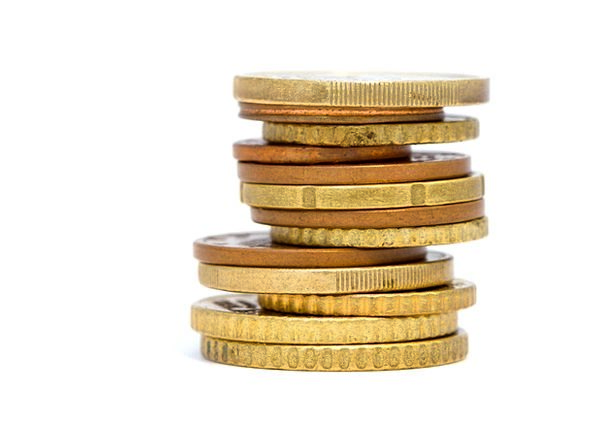 Coins Changes Finance Gilded Business Stacked Load