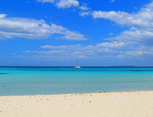 Sardinia Vacation Seashore Travel Sea Marine Beach