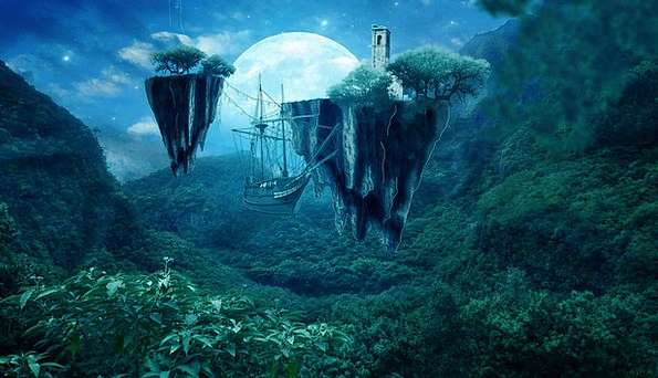 Photo Manipulation Landscapes Nature Artwork Creat