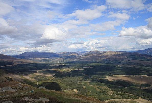 Scotland Landscapes Nature Landscape Scenery Highl