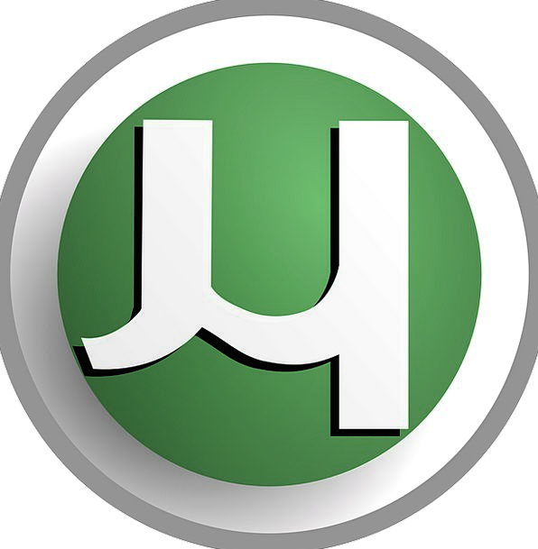 Torrent Gush Symbol Utorrent Logo Bittotorrent App