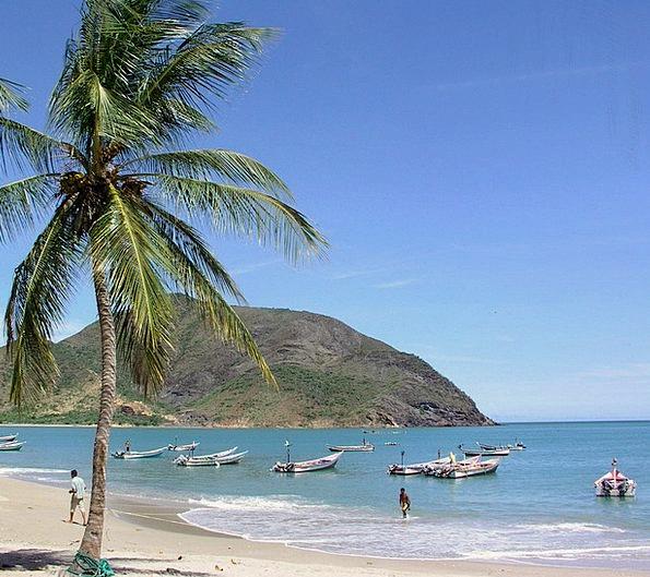 Venezuela Vacation Ships Travel Sea Marine Boats O