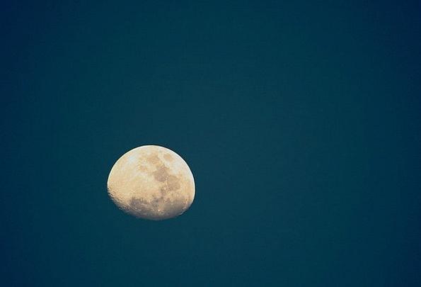 Moon Romanticize Partial Waxing Polishing Half Lig