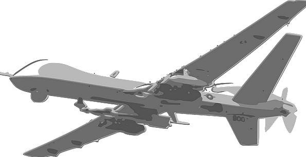 Drone Buzz Marauder Usa Predator Aircraft Airplane