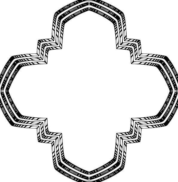Cross Irritated Ciphers Christian Symbols Religion Faith