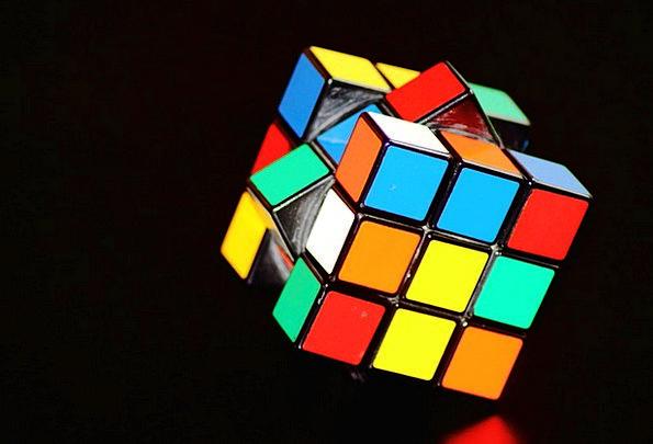 Magic Cube Dice Puzzle Mystery Cube Play Productio