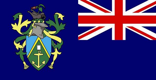 Pitcairn Isles Flag Standard Islands Free Vector G
