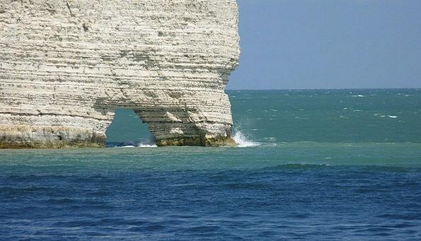 Etretat Cliff Precipice Normandy Cliffs Precipices