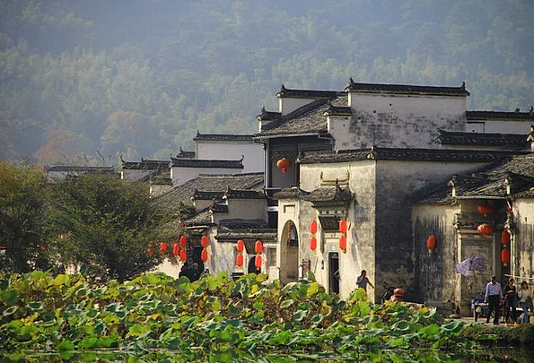 Huizhou Ancient Antique Early In The Morning