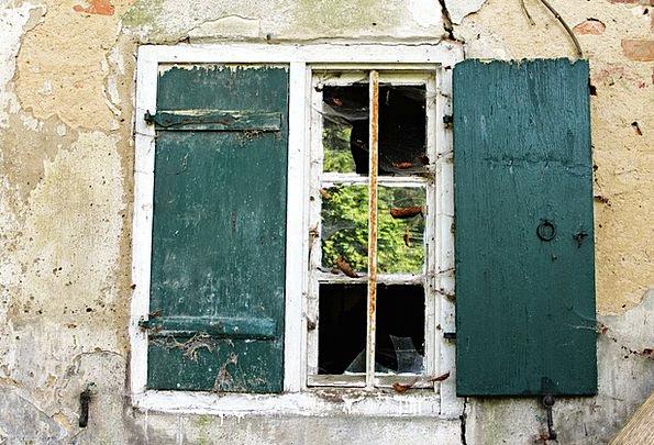 Window Gap Buildings Permission Architecture Build