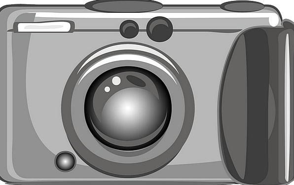 Camera Numerical Flash Showy Digital Focus Electro