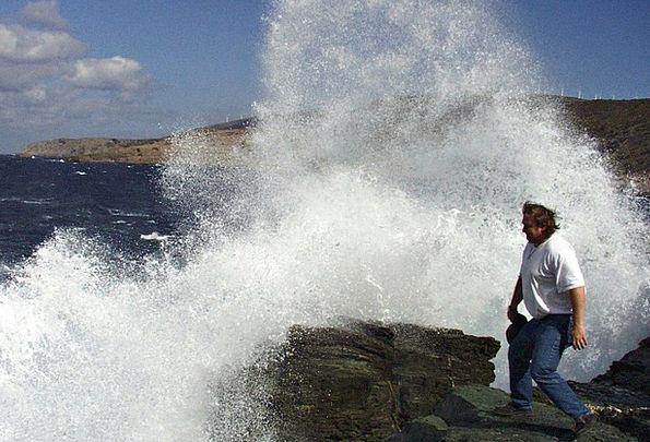 Wave Upsurge Waves Sea Marine Breakers Water Aquat