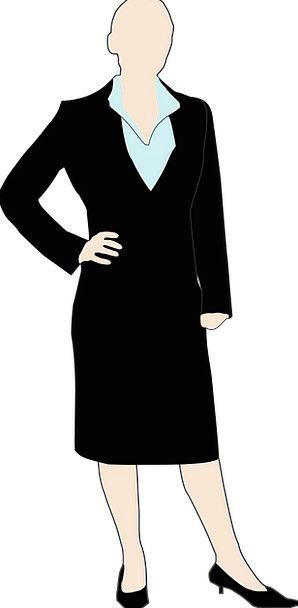 Woman Lady Fashion Beauty Female Feminine Business