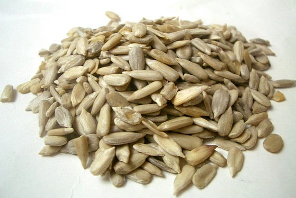 Sunflower Seeds Centers Nuts Mad Cores Snack Nosh