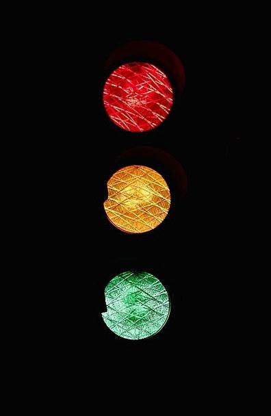 Traffic Lights Traffic Sign Transportation Red Blo