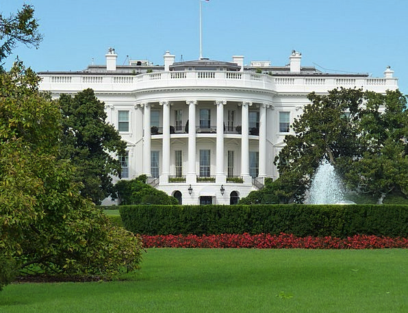 White House Leader Usa President Washington Places Of Interest America Tourist Attractions Head Of State Pixcove