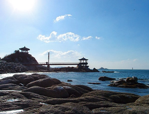 Sea Marine Season Sokcho Winter Winter Sea Gangwon
