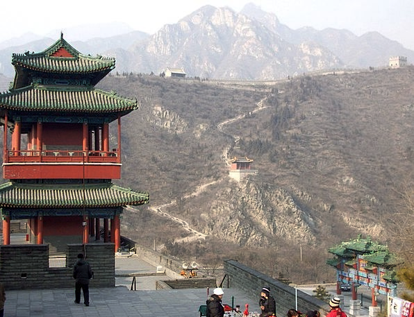 Great Countless Monuments Partition Places China P