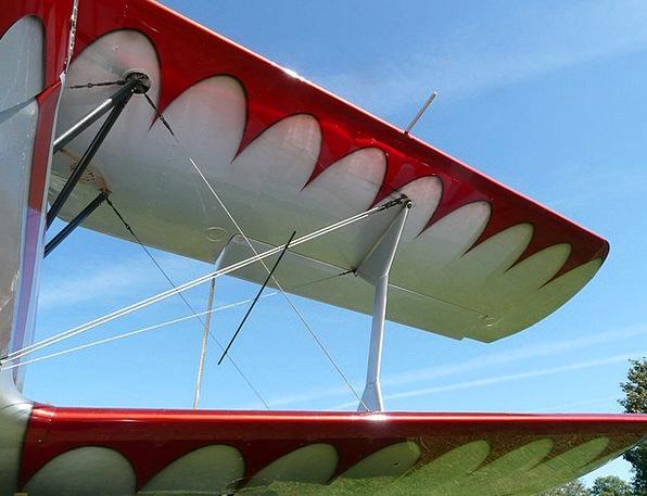 M17 Airplane Aerobatics Stunts Aircraft Wings Anne
