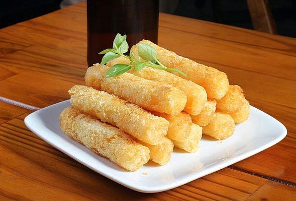 Cassava Chips Snack Nosh Fries