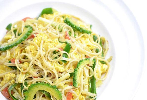 Food Nourishment Drink Food Noodle White Back Goya